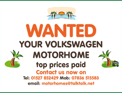 VW (Volkswagen) All Models Coachbuilt, High Top & Elevating Roof, 4 berth, (1995) Used - Good condition Motorhomes for sale