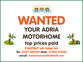 Adria All Coachbuilt & High Top Models, 4 berth, (1997) Used - Good condition Motorhomes for sale for sale