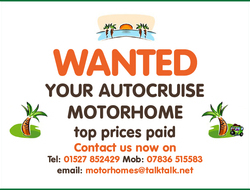 Autocruise All Coachbuilt & High Top Models, 4 berth, (1997) Used...