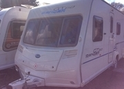 Bailey Ranger GT60 520 S6 2009, 4 berth, (2009) Used - Good condition Touring Caravans for sale