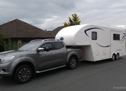Fifth Wheel Company Dreamseeker, 6 berth, (2011) Used - Good condition Touring Caravans for sale