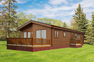 UK GRANGEWOOD LODGE, 6 berth, (2017) Brand new Lodge for sale