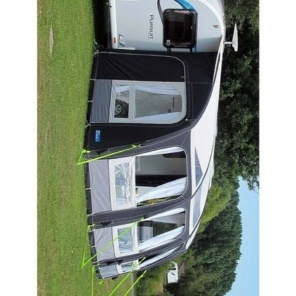 2017 Kampa Air In Devon The Caravan Club