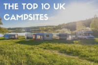 And the award for the top UK campsite goes to…