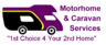 Motorhome and Caravan Services