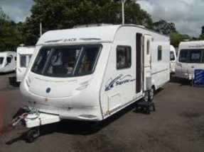 2008 Ace Supreme Twinstar Caravan Review Caravansforsale